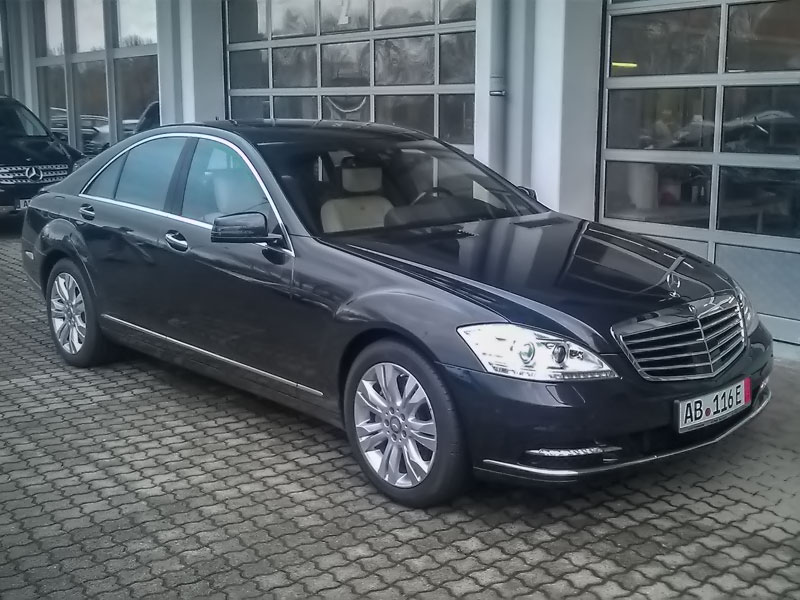 Mercedes-Benz S500 4matic Individuall